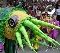 Squid - Handmade Parade 2008