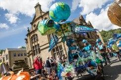 World turtle - Handmade Parade 2014